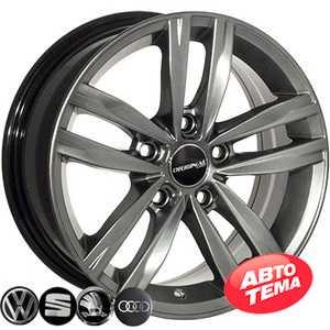 Купить ALLANTE 5037 HB R15 W6.5 PCD5x112 ET42 DIA57.1