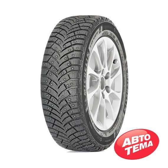 Купить Зимняя шина MICHELIN X-Ice North 4 (Шип) SUV 285/40R22 110T
