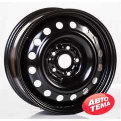 Купить Легковой диск KAPITAN Black R16 W6.5 PCD5x114.3 ET40 DIA66.1