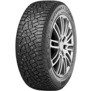 Купить Зимняя шина CONTINENTAL IceContact 2 255/45R19 104T (Шип)