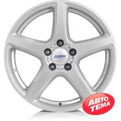 Купить Легковой диск ALUTEC B Polar Silver R16 W7.5 PCD5x112 ET45.5 DIA66.5
