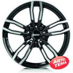 Купить Легковой диск ALUTEC Drive Diamond Black Front Polished R18 W8 PCD5x112 ET30 DIA66.5