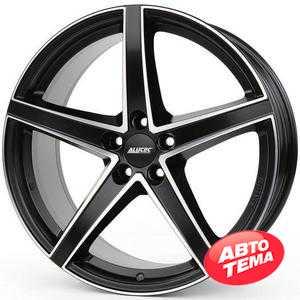 Купить Легковой диск ALUTEC Raptr Racing Black Front Polished R18 W8 PCD5x108 ET45 DIA70.1