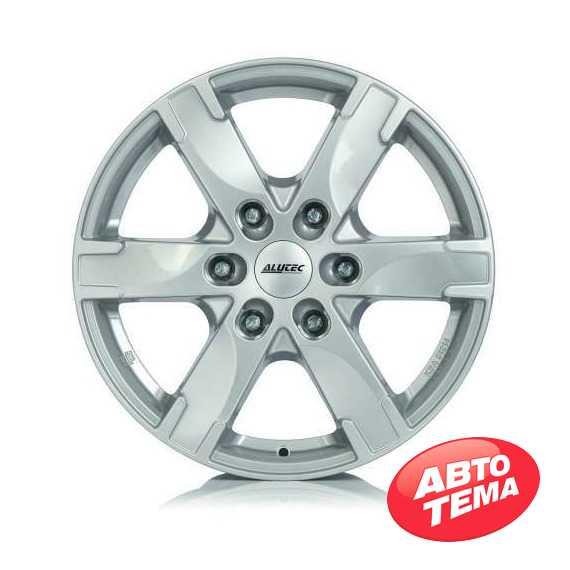 Купить Легковой диск ALUTEC Titan Polar Silver R17 W7.5 PCD6x114.3 ET38 DIA66.1