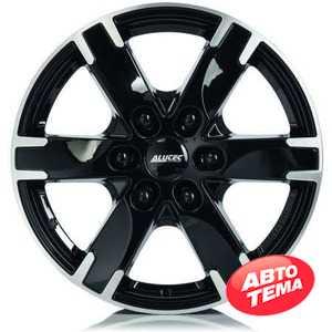 Купить Легковой диск ALUTEC Titan Diamond Black Front Polished R16 W7 PCD6x139.7 ET38 DIA67.1
