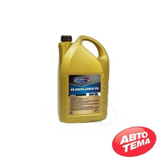 Купить Моторное масло AVENO FS Excellence FD 5W-30 (5л.)