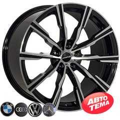Купить ALLANTE T1171 BF R20 W10.5 PCD5x112 ET40 DIA66.6