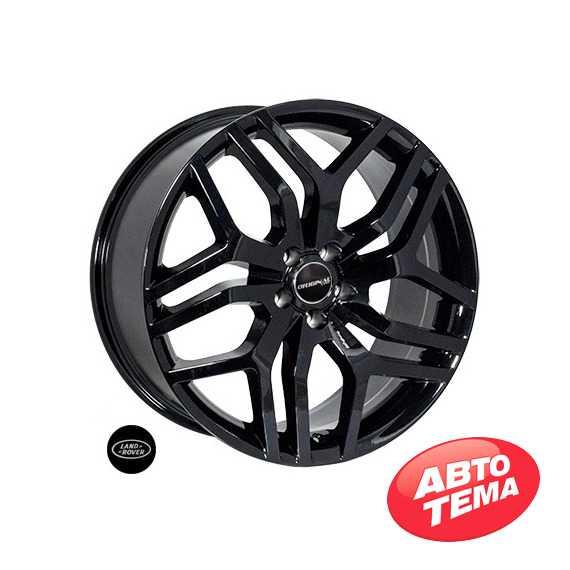 Купить JH A1180 BLACK R20 W9.5 PCD5x120 ET45 DIA72.6