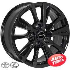 Купить JH AO1524 BLACK R20 W8.5 PCD5x150 ET54 DIA110.1