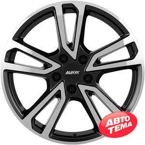 Купить ALUTEC Tormenta Diamond Black Front Polished R17 W7.5 PCD5x112 ET36 DIA66.6