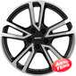 Купить ALUTEC Tormenta Diamond Black Front Polished R18 W8 PCD5x112 ET40 DIA66.6