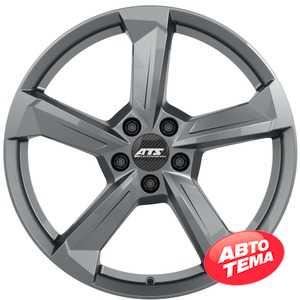 Купить ATS Auvora Dark Grey R18 W8 PCD5x112 ET39 DIA66.6