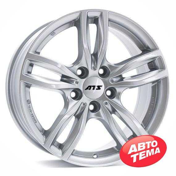 Купить ATS Evolution Polar Silver R19 W9 PCD5x120 ET48 DIA74.1