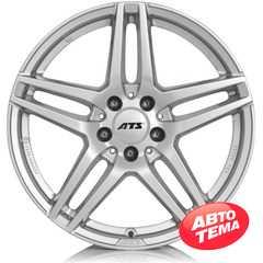 Купить ATS Mizar Polar Silver R18 W8.5 PCD5x112 ET34.5 DIA66.5