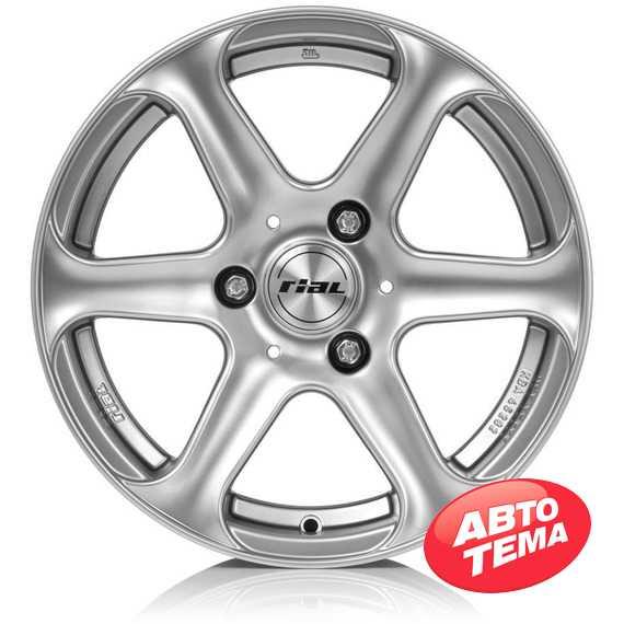 Купить RIAL LeMans Sterling Silver R15 W6 PCD3x112 ET25 DIA57.1