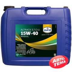 Купить Универсальное масло EUROL Altrack 15W-40 STOU (20л)