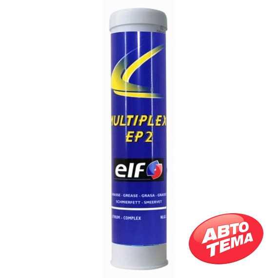 Купить Смазка ELF MULTIPLEX EP 2 (0.4 кг)