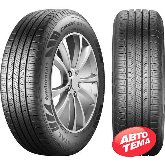 Купить Всесезонная шина CONTINENTAL CrossContact RX 275/45R22 112W