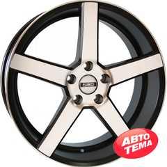 Купить Легковой диск TECHLINE V03-1770 BD R17 W7 PCD4x100 ET40 DIA60.1