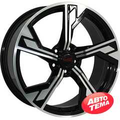 Купить REPLICA LegeArtis A534 BKF R20 W9 PCD5x112 ET29 DIA66.6