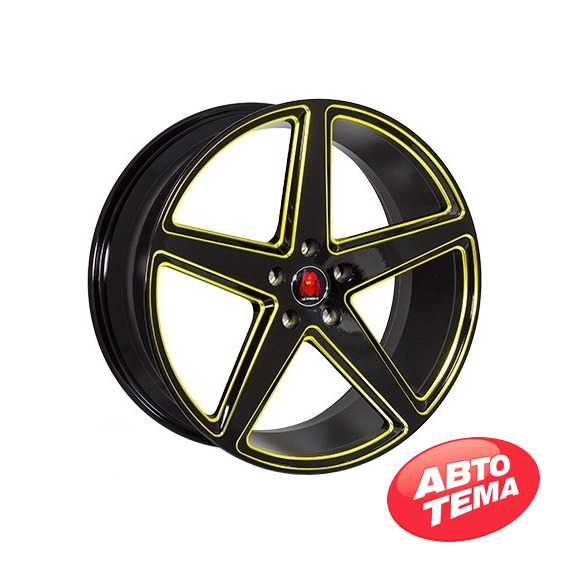 Купить JH XW034 BLACKGM R20 W8.5 PCD5x114.3 ET35 DIA73.1