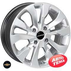Купить ZW BK5346 HS R16 W7 PCD4x114.3 ET40 DIA67.1
