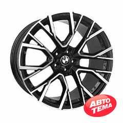 Купить Легковой диск Replica LegeArtis B541 BKF R20 W10.5 PCD5x112 ET40 DIA66.6