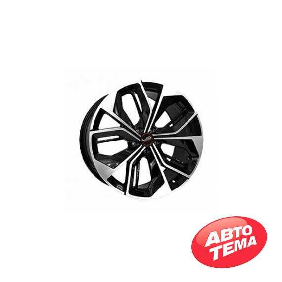 Купить Легковой диск Replica LegeArtis A533 BKF R20 W9 PCD5x112 ET20 DIA66.6