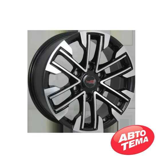 Купить Легковой диск Replica LegeArtis MI553 BKF R17 W7.5 PCD6X139.7 ET46 DIA67.1