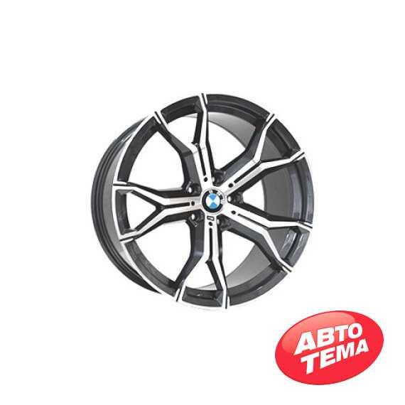 Купить Легковой диск Replica LegeArtis B5034 GMF R21 W11.5 PCD5X120 ET37 DIA74.1