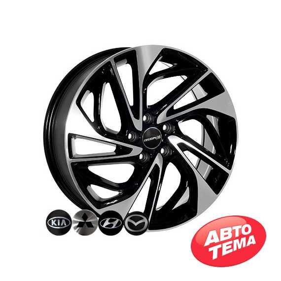 Купить ZF FE189 BMF R17 W7 PCD5x114.3 ET51 DIA67.1