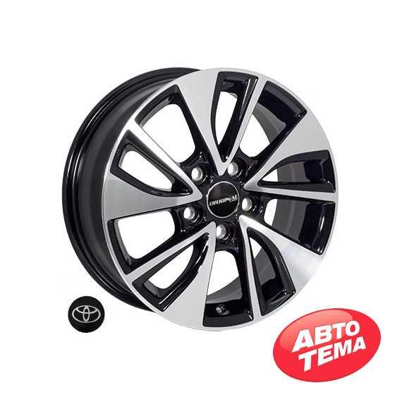 Купить ZF TL0251 BMF R16 W6.5 PCD5x114.3 ET47 DIA60.1