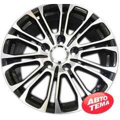 Купить Легковой диск Replica LegeArtis LX1800 BKF R21 W8.5 PCD5x150 ET45 DIA110.1