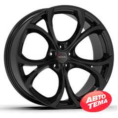 Купить Легковой диск MAK Lario Gloss Black R18 W9 PCD5x110 ET44.5 DIA65.1