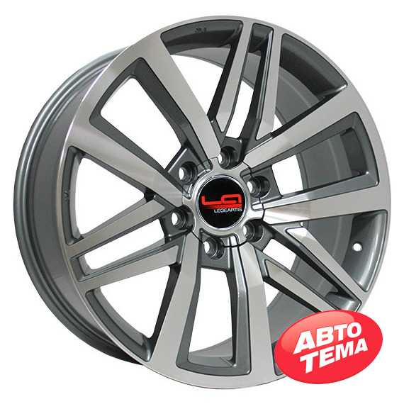Купить Легковой диск REPLICA LegeArtis TY533 GMF GMF R18 W8 PCD6X139.7 ET25 DIA106.1