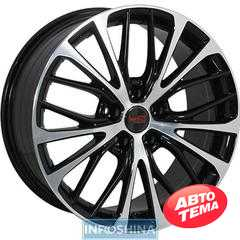 Купить Легковой диск Replica LegeArtis TY552 BKF R18 W8 PCD5x114.3 ET50 DIA60.1