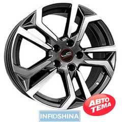 Купить Легковой диск Replica LegeArtis TY268 GMF R17 W7 PCD5x114.3 ET45 DIA60.1
