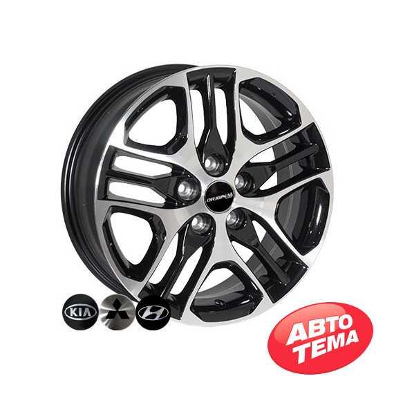 Купить ZF TL1498NW BMF R17 W6.5 PCD5x114.3 ET48 DIA67.1