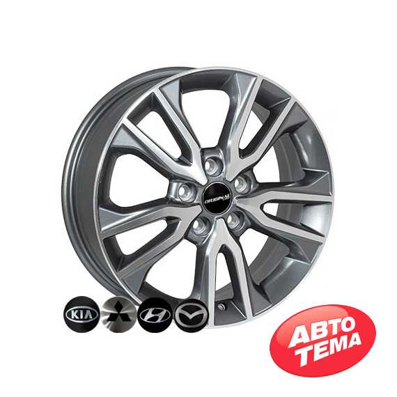 Купить ZF TL0603NW GMF R17 W6.5 PCD5x114.3 ET49 DIA67.1