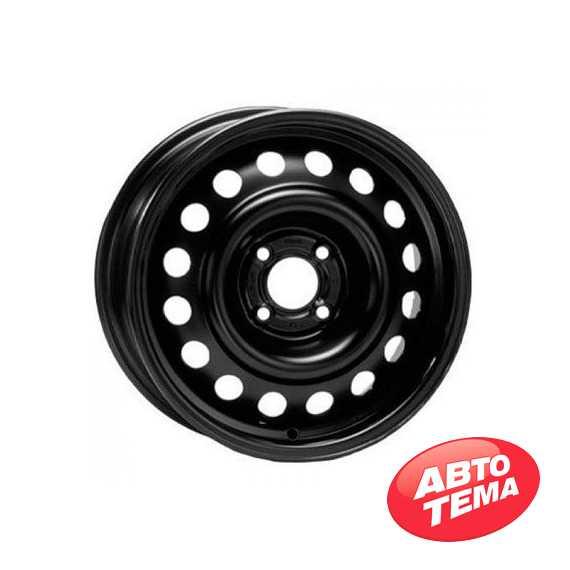 Купить STEEL TREBL x40006 BLACK R15 W6 PCD4x100 ET45 DIA56.6