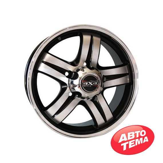 Купить TECHLINE 669 BD R16 W7 PCD5x139.7 ET20 DIA108