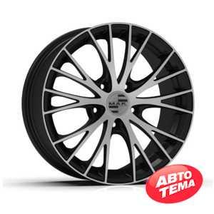 Купить MAK RENNEN Ice Black R19 W9.5 PCD5x130 ET64 DIA71.6