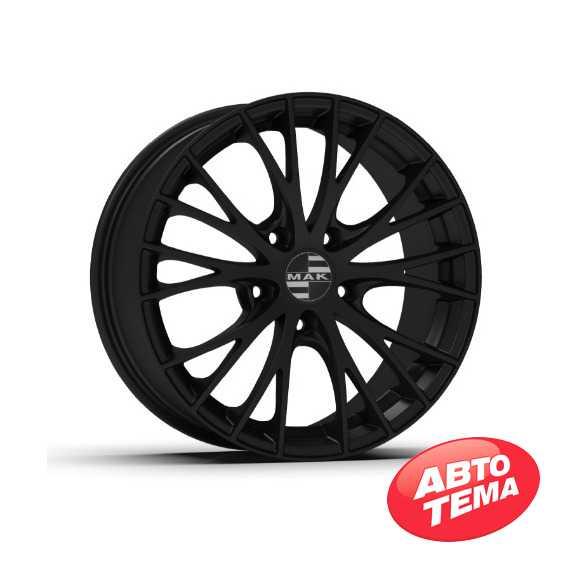 Купить MAK RENNEN Matt Black R18 W9 PCD5x130 ET45 DIA71.6