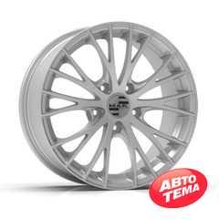 Купить MAK RENNEN Silver R18 W8 PCD5x130 ET50 DIA71.6