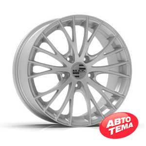 Купить MAK RENNEN Silver R19 W8 PCD5x110 ET33 DIA65.1