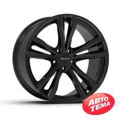 Купить Легковой диск MAK X-Mode Gloss Black R20 W10.5 PCD5x112 ET40 DIA66.6