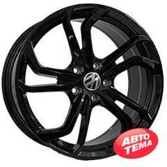 Купить REPLICA VV5457 BK R18 W8 PCD5x112 ET42 DIA57.1