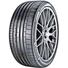 Купить Летняя шина CONTINENTAL ContiSportContact 6 285/40R22 110Y