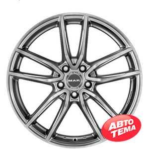 Купить Легковой диск MAK Evo Matt Titan R18 W8 PCD5x112 ET33 DIA66.6
