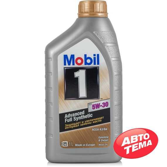 Купить Моторное масло MOBIL 1 FS 5W-30 (1л)